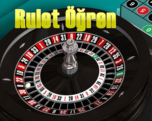 Rulet Öğren, Rulet Öğrenme, Rulet Öğren Video, Rulet Öğrenme Resimli, Rulet Öğrenmek İstiyorum