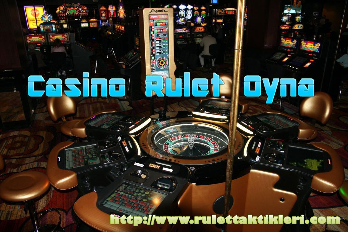 Elektronik Rulet Oyna, Eğlencesine Rulet Oyna, Yeni Rulet Oyna Oyunu